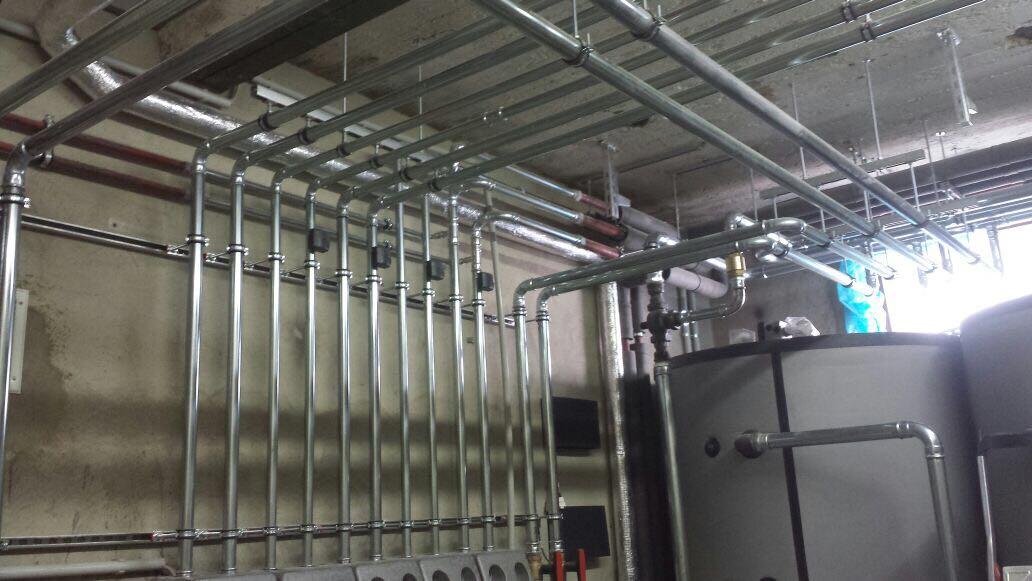 Heizungen Gas-Anlagen