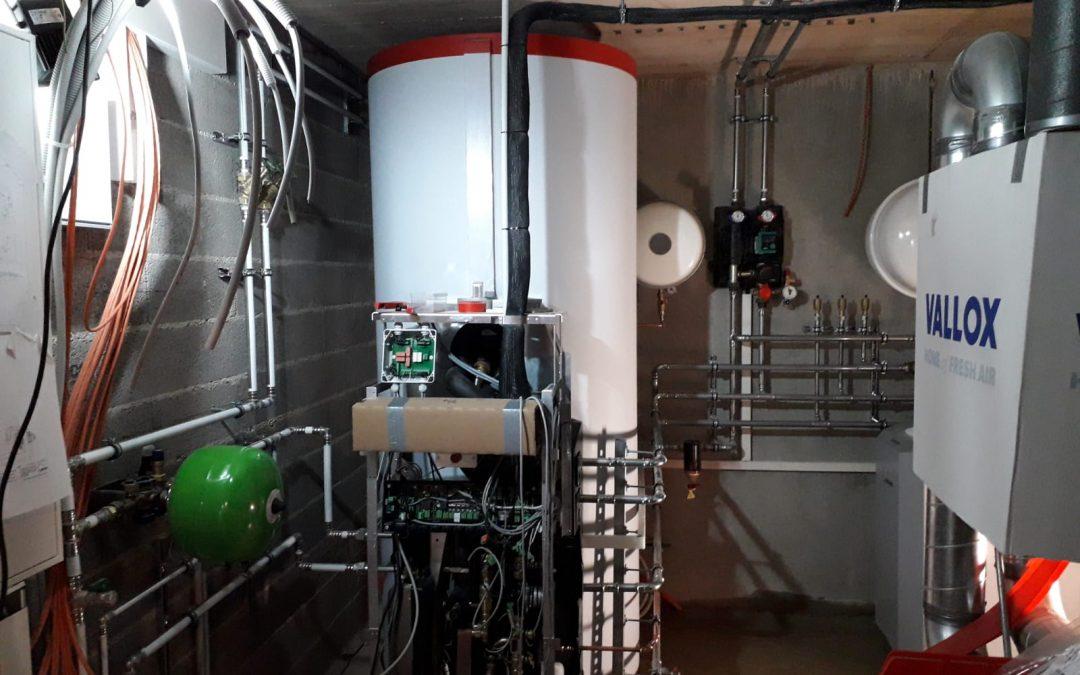 Wärmepumpe – Solvis
