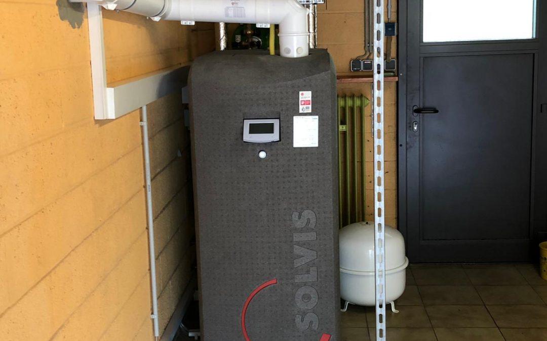 Solvis – Ben mit Solar
