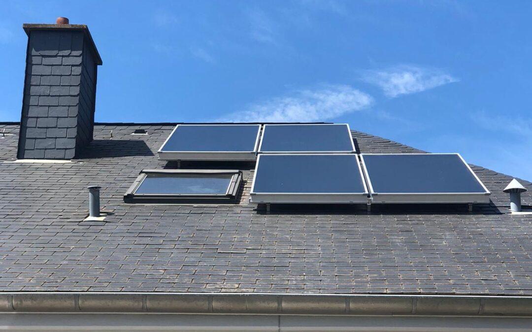 Solvis Pellet mit Solar