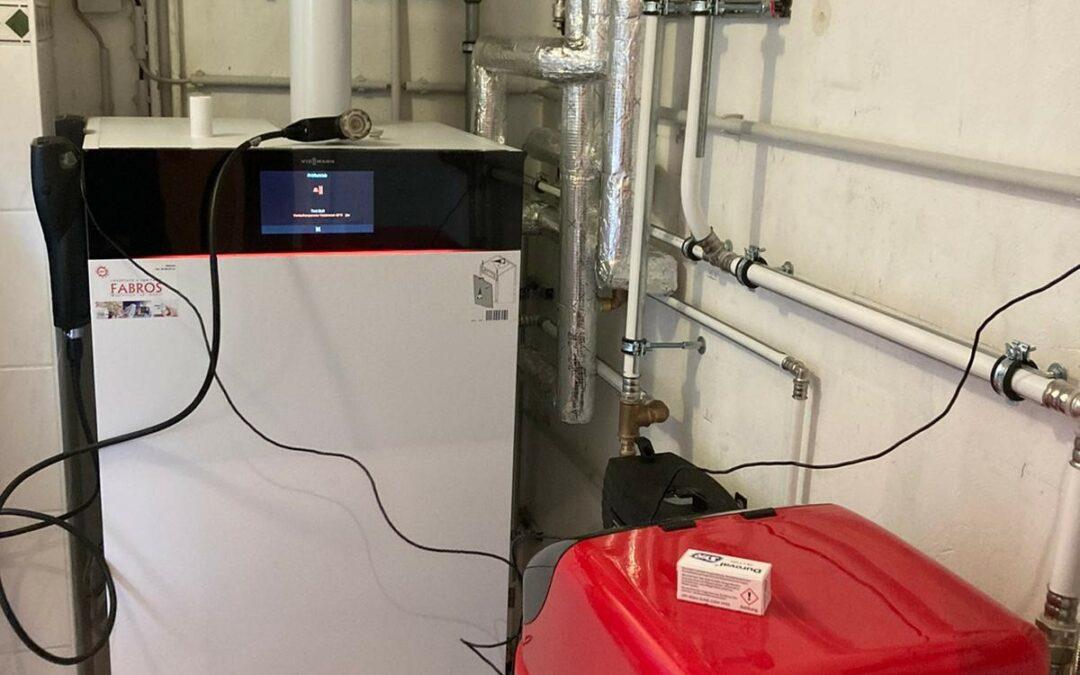 Gasanlage-Erneuerung Luxembourg Stadt